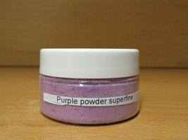 proefverpakking purple powder 20ml