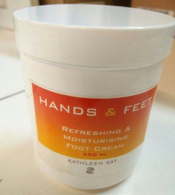 Refr.& Moist. Foot Cream  250ml