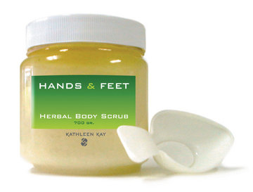 Herbal Body Scrub 500 gr