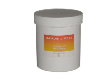 Moisturising Foot Cream 550 ml