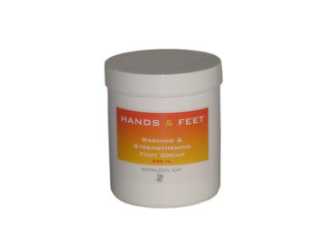 Warming & Strengthening Foot Cream 250 ml