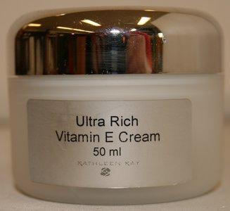 Ultra Rich Vitamin E Cream 50 ml