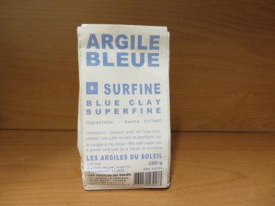 Blauwe Klei Blue Superfine powder 250g
