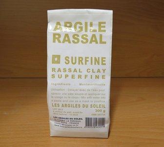 Rassal superfine powder