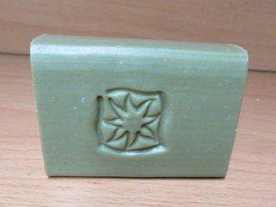 Groene Klei zeep / Soap Green Montmorillonite 100g