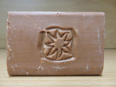Rode Klei zeep / Soap Red Clay 100g