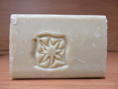 Witte Klei zeep / Soap white clay 100g