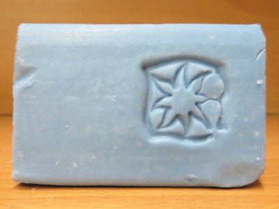 Blauwe Klei zeep / Soap Blue Clay 100g