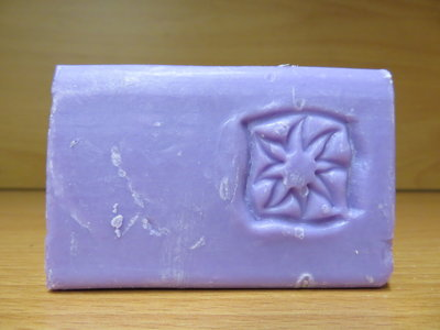Paarse Klei zeep / Soap Purple Clay 100g