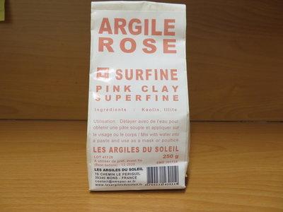 Roze Klei Pink powder superfine